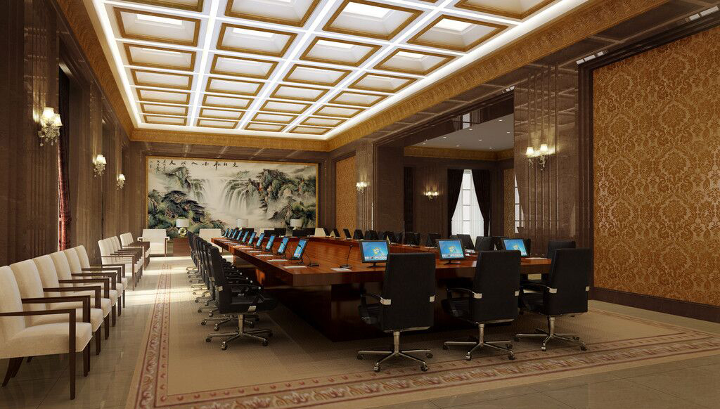 陕西省考试管理中心会议室音视频及会议系统工程