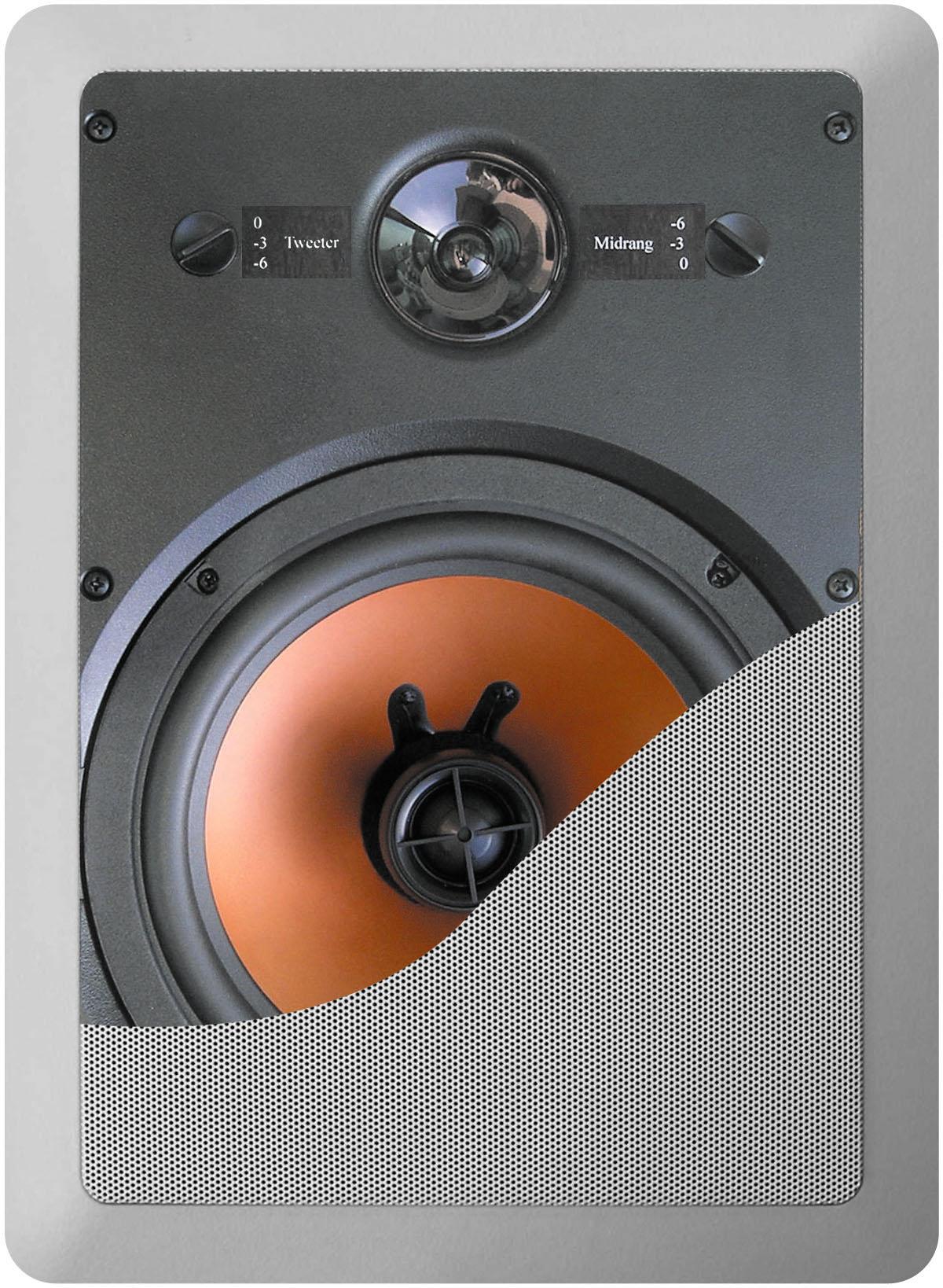 嵌入式音箱  QT8020系列