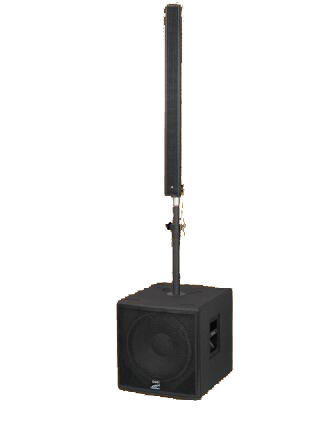 数位线阵音箱  QD512系列