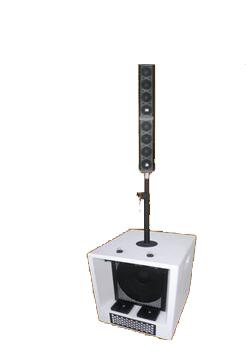 数位线阵音箱 QD312系列