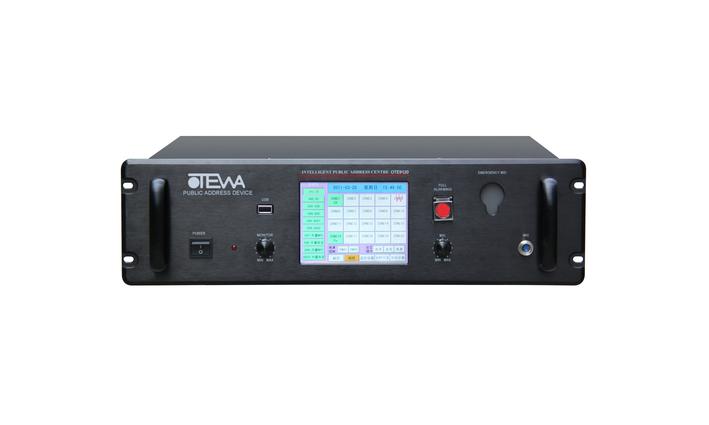 OTE9120/9140 微型智能化广播媒体矩阵